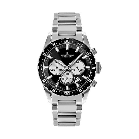 Jacques Lemans Herrenchronograph Montreal 1-1801G