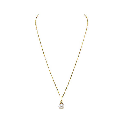JETTE Gold Collier Just Pearl 86829363