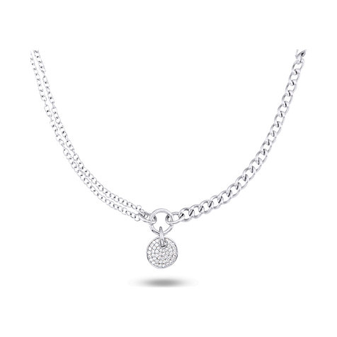 JETTE Silver Collier Chain Reaction 87009327