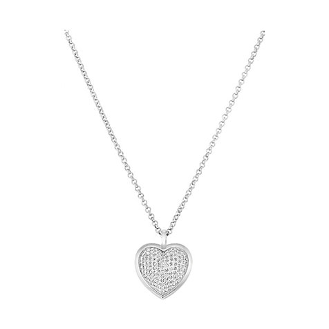 JETTE Silver MY LOVE Collier