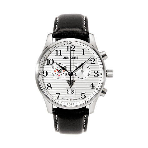 Junkers Iron Annie Ju52 Herrenchronograph 6686-1