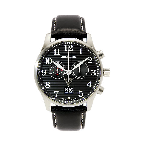 Junkers  Iron Annie Ju52 Herrenchronograph 6686-2