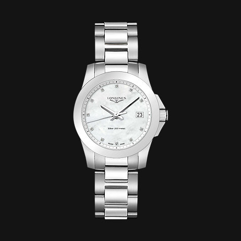 Longines Damenuhr Conquest L33774876