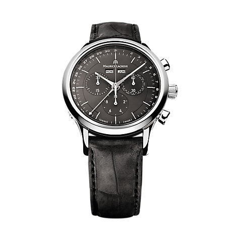 Maurice Lacroix Herrenchronograph Les Classiques LC1008SS001330
