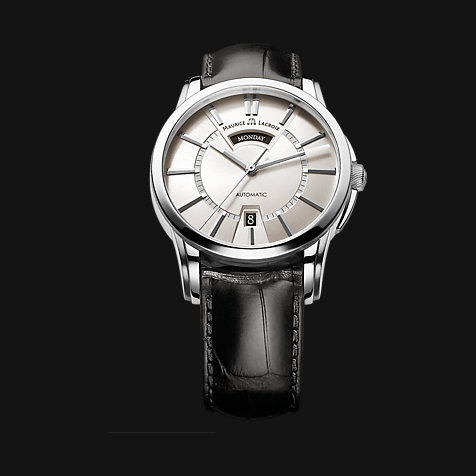 Maurice Lacroix Herrenuhr Pontos Day Date  PT6158-SS001-13E