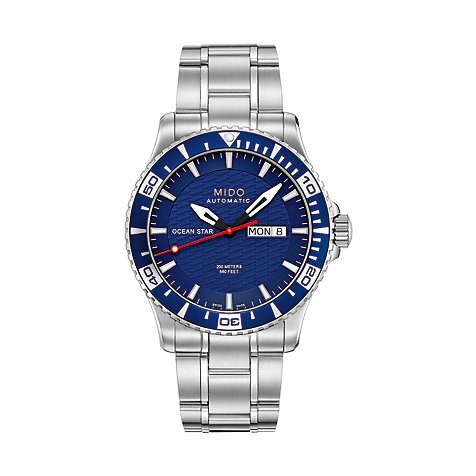 Mido Herrenuhr Ocean Star Captain M0114301104102