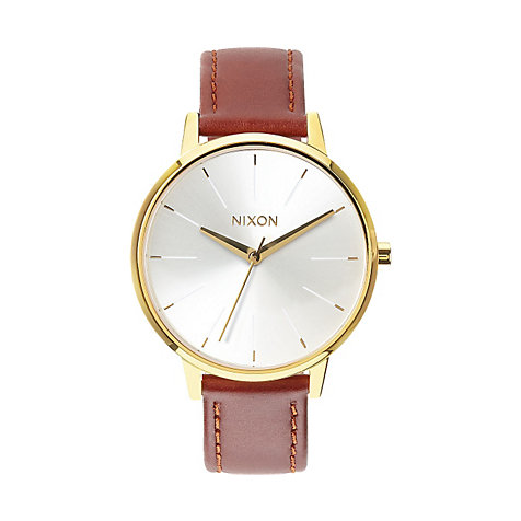 Nixon Damenuhr Kensington Leather A108 1425