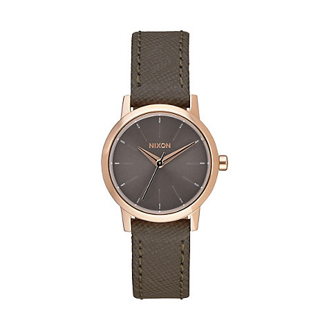 Nixon Damenuhr Kenzi Leather A398 2214
