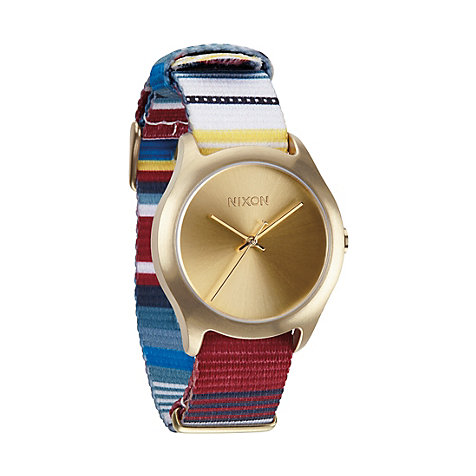Nixon Damenuhr Mod - Golden Blanket A348 1685