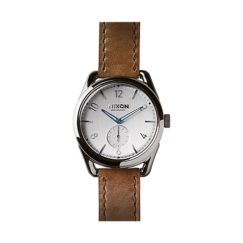 Nixon Herrenuhr C39 Leather A459 - 2067