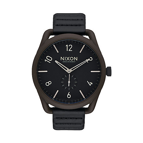Nixon Herrenuhr C45 Leather A465 2138-00