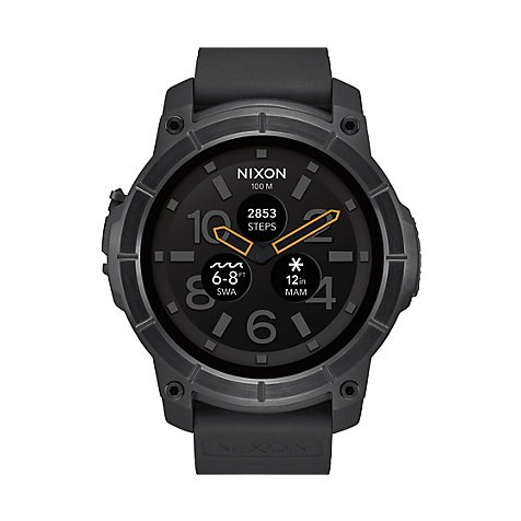 Nixon Herrenuhr Mission A1167-001-00