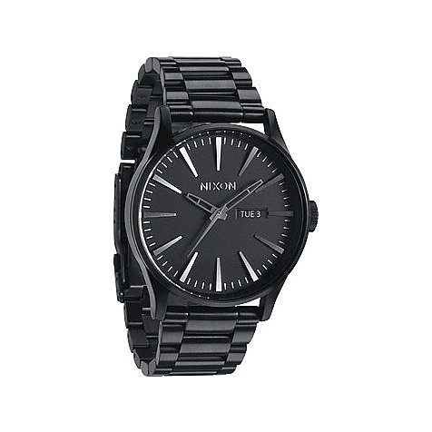 Nixon Herrenuhr Sentry SS All Black A356 001