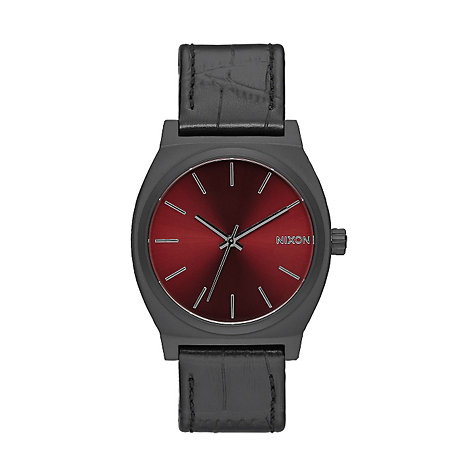 Nixon Herrenuhr Time Teller A045 1886