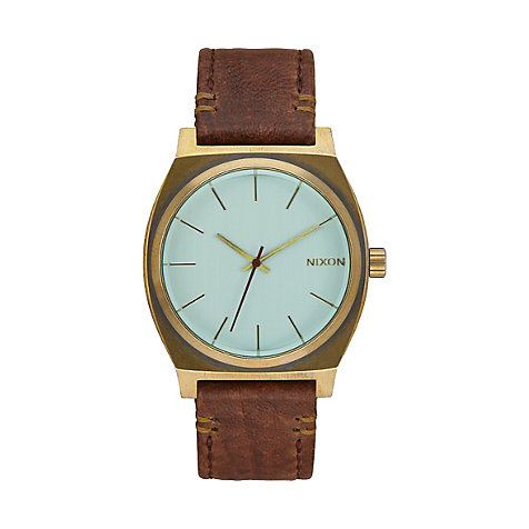 Nixon Herrenuhr Time Teller Brass A045 2223