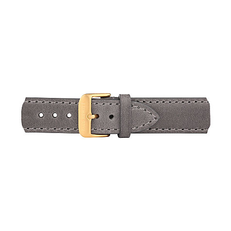 Paul Hewitt Uhrenarmband Leder PH-M1-G-13M