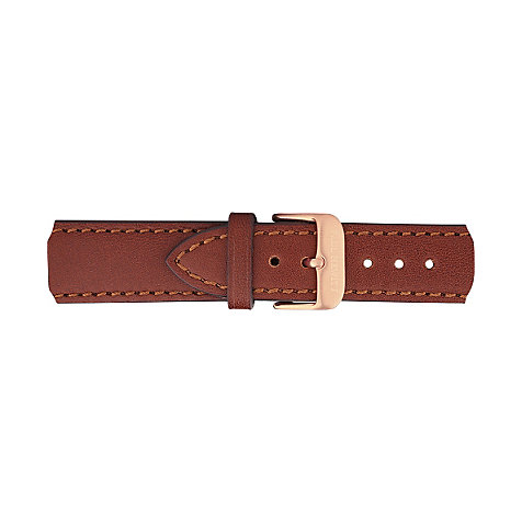 Paul Hewitt Uhrenarmband Leder PH-M1-R-1S
