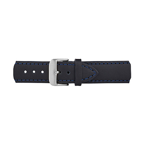 Paul Hewitt Uhrenarmband Leder PH-M1-S-11M