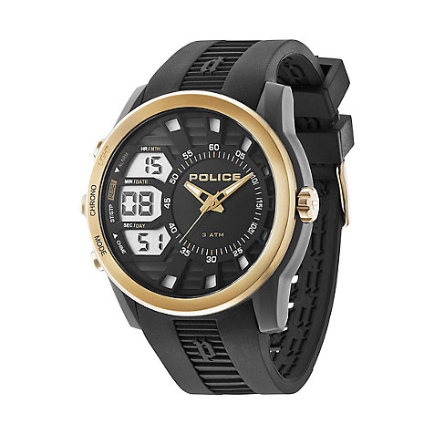 Police Herrenuhr Tactical P14249JPBG-02