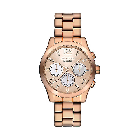 s.Oliver Selection Damenchronograph SO-2394-MM
