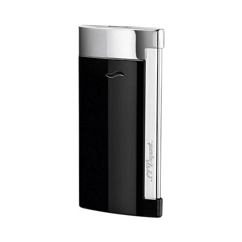 Feuerzeug Slim7 Black Lacquer 27700