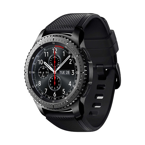 Samsung Gear S3 Frontier Space Smartwatch  40-29-2963
