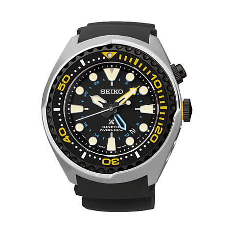Seiko GMT Taucheruhr Astron SUN021P1 Kinetic