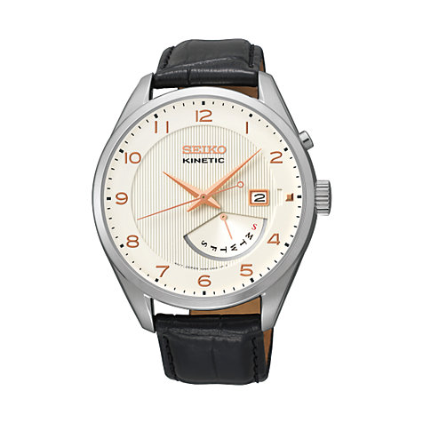 Seiko Herrenuhr Kinetic SRN049P1