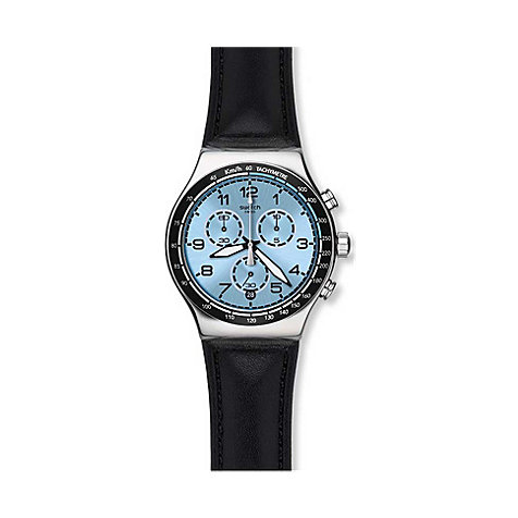 Swatch Herrenchronograph Conduit YVS421