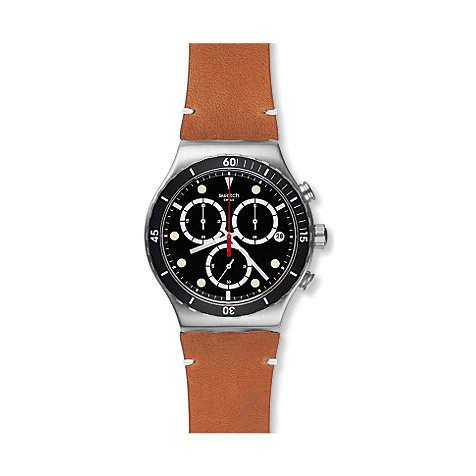 Swatch Herrenchronograph Disorderly YVS424