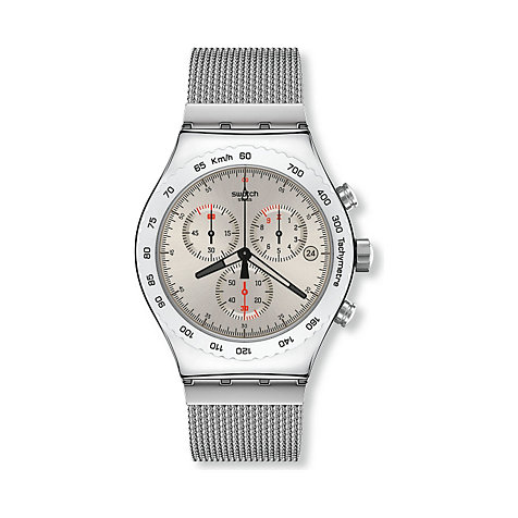 Swatch Herrenchronograph New Irony Chrono YVS405G
