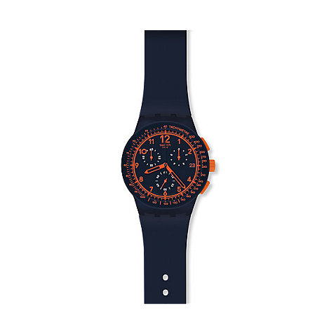 Swatch Chronograph Rebirth Blue SUSN401