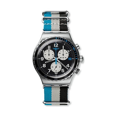 Swatch Herrenchronograph Skybond YVS409