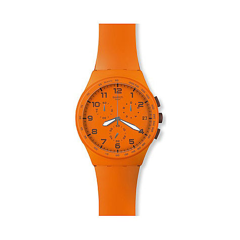 Swatch Chronograph WILD ORANGE SUSO400