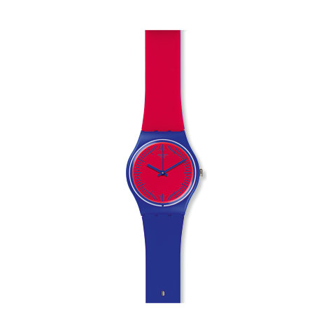 Swatch Damenuhr Blue Loop GS148