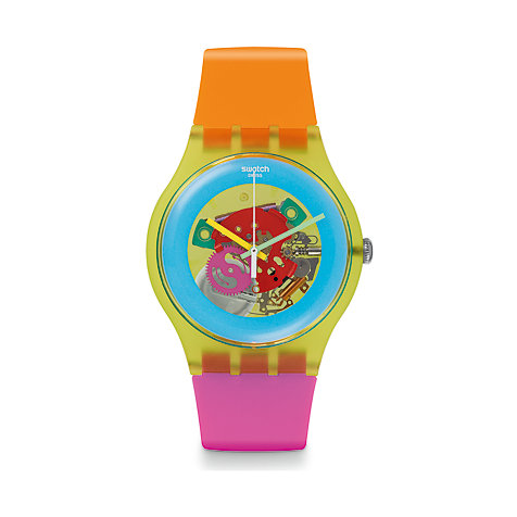 Swatch Damenuhr Color Palette SUOJ101