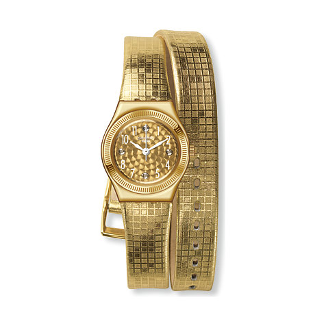 Swatch Damenuhr Dance Floor YSG135