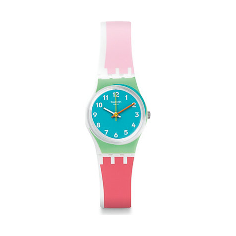 Swatch Damenuhr De Travers LW146