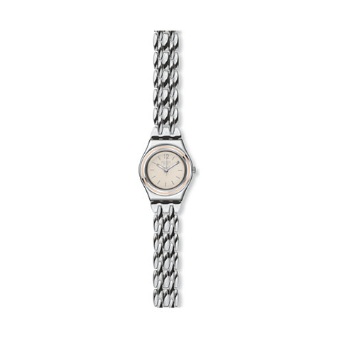 Swatch Damenuhr Discretly YSS285G