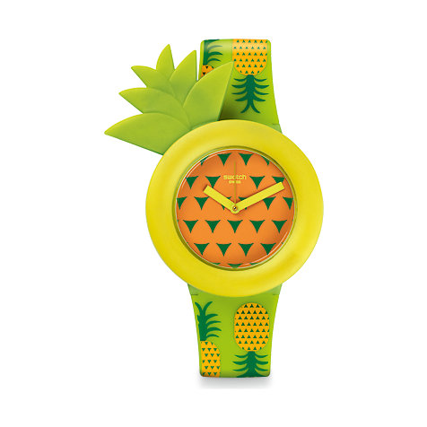 Swatch Damenuhr Exotic Taste GG218