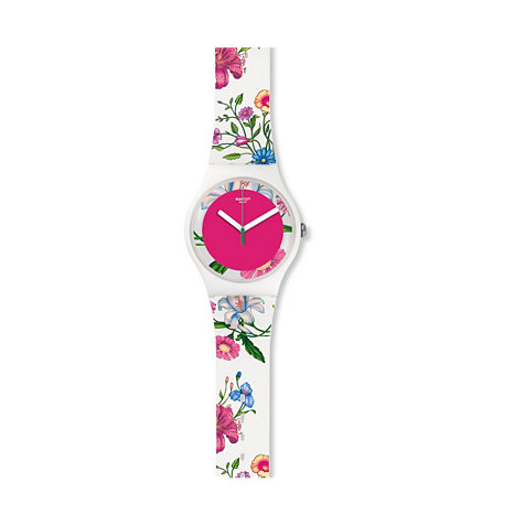 Swatch Damenuhr Fiorinella SUOW127