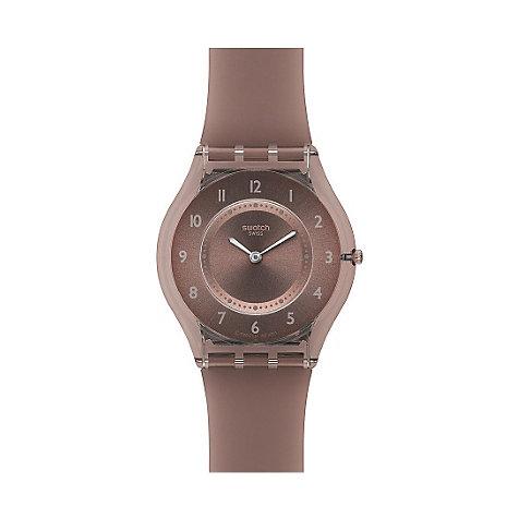 Swatch Damenuhr Grey Softness SFM119