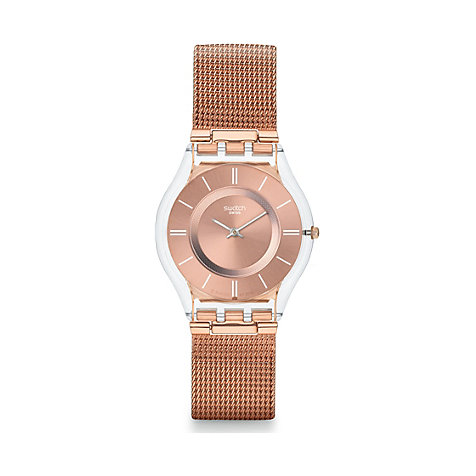Swatch Damenuhr Hello Darling SFP115M