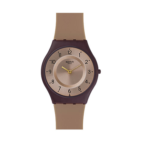 Swatch Damenuhr Moccame SFC106