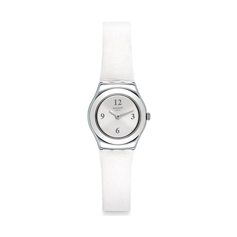 Swatch Damenuhr Silver Keeper YSS296