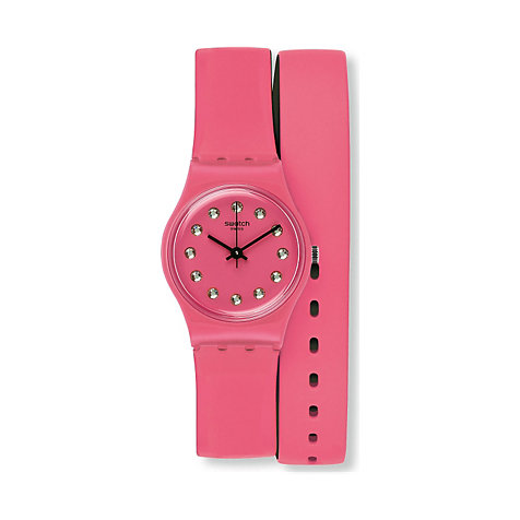 Swatch Damenuhr Toosun LP134