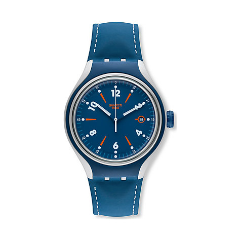 Swatch Herrenuhr Go Run YES4000
