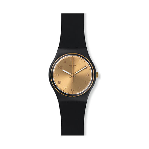 Swatch Herrenuhr Golden Friend Too GB288