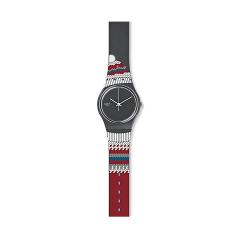 Swatch Herrenuhr Gornergrat GM183