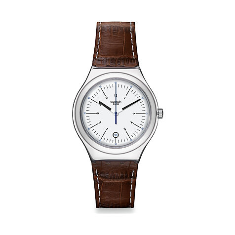 Swatch Herrenuhr Irony Big Classic YWS401